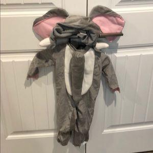 Rubie's baby elephant halloween costume 6-12 month